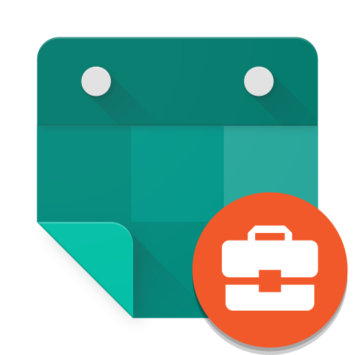android for work calendar 512dp